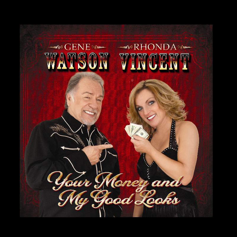 Gene Watson with Rhonda Vincent CD