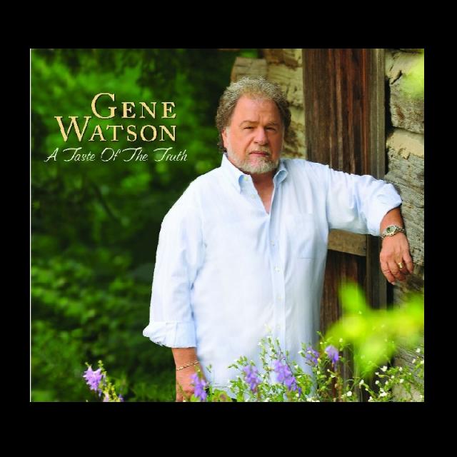 Gene Watson CD- A Taste of the Truth