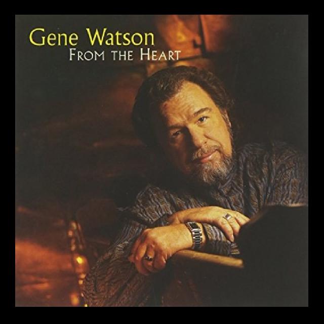 Gene Watson CD- From The Heart