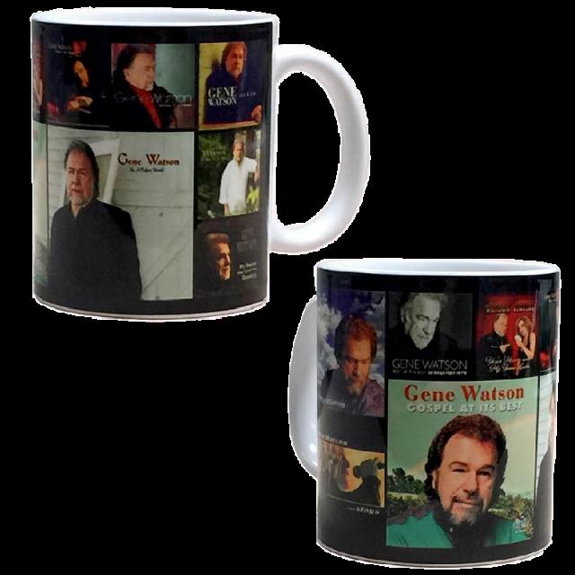 Gene Watson Coffee Mug
