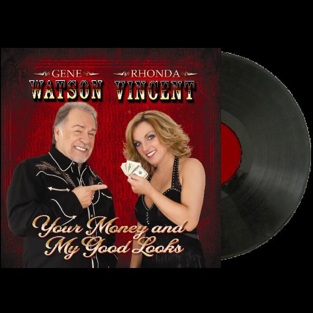Gene Watson with Rhonda Vincent LP