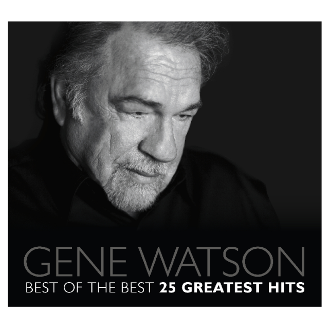 Gene Watson CD- 25 Greatest Hits