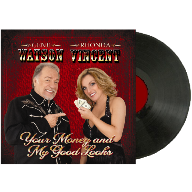 Gene Watson with Rhonda Vincent LP