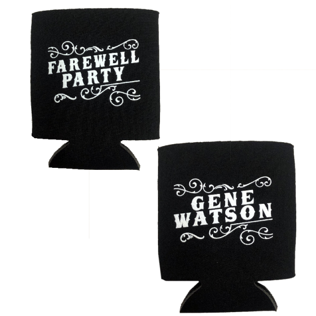 Gene Watson Farewell Party Black Can Coolie
